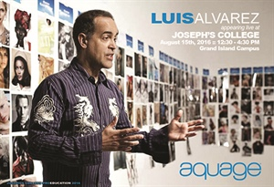 LUIS ALVAREZ :: LIVE AT JOSEPH'S COLLEGE